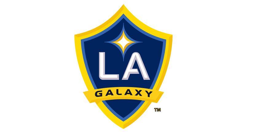 Soccer logo - LA Galaxy