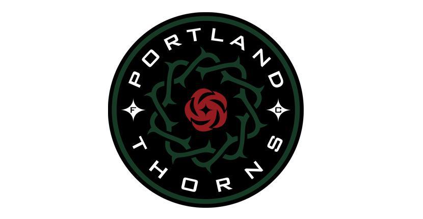 Soccer logo - Portland Thorns