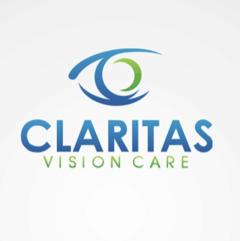 Logo made by designer on Crowdspring - Claritas Vision Care