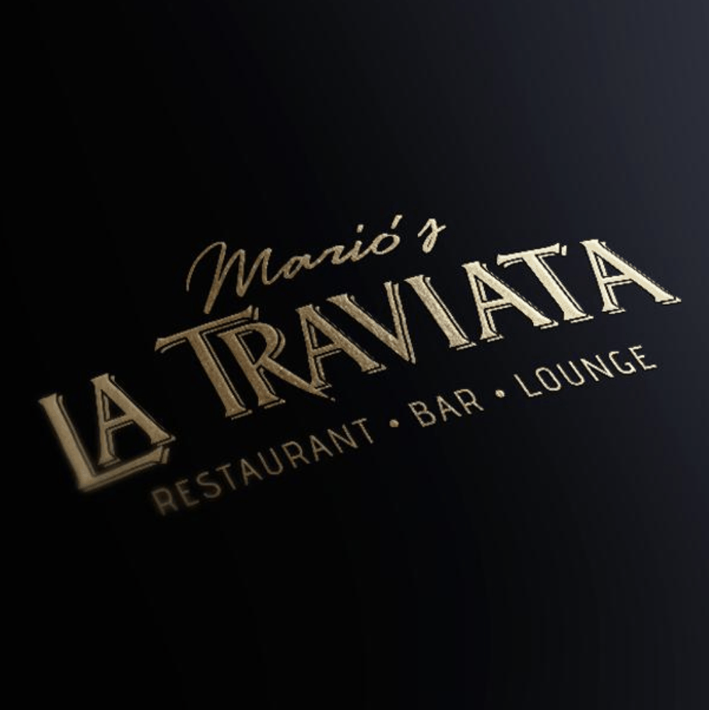 Logo made by designer on Crowdspring - La Traviata