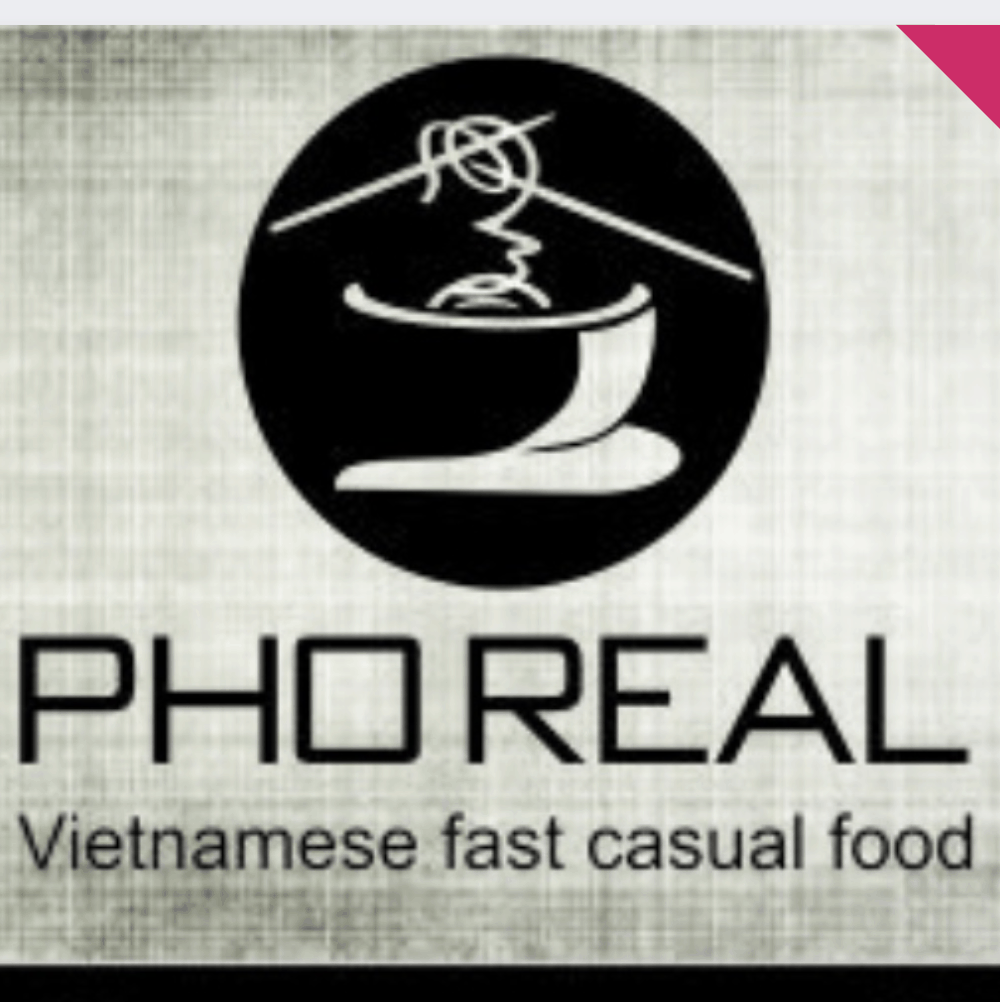 Logo contest winner - Pho Real