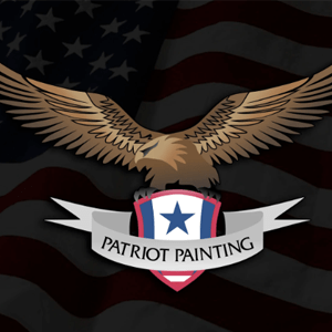 Eagle logo - Patriot Painting
