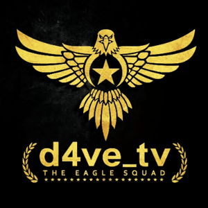 Eagle logo - d4ve_tv