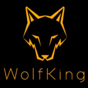 Wolf logo - WolfKing