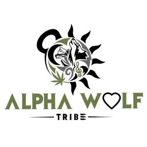 Wolf logo - Alpha Wolf Tribe
