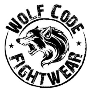 Wolf logo - wolf Code Fightwear