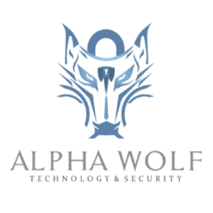 Wolf logo - Alpha Wolf Technology and Security