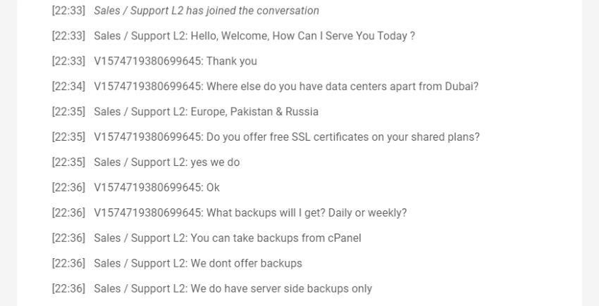 Sky Host Support