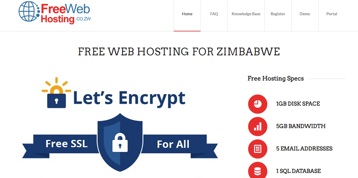 FreeWebHosting Overview
