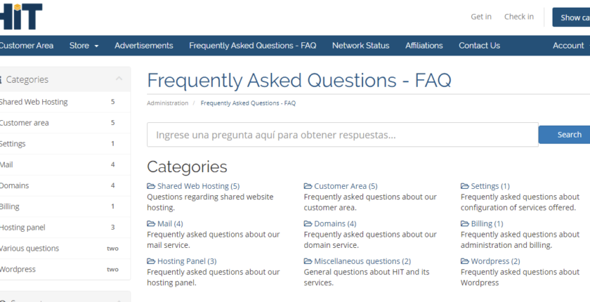 Frequently Asked Questions FAQ HIT Soluciones 850x435