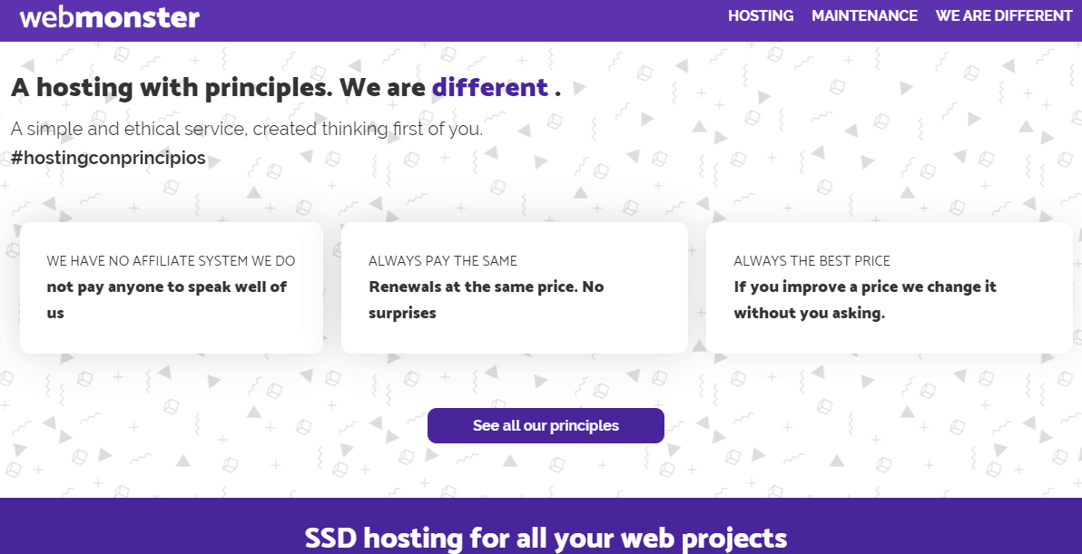 WebMonster Overview