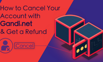 How to Cancel Your Account with Gandi.net