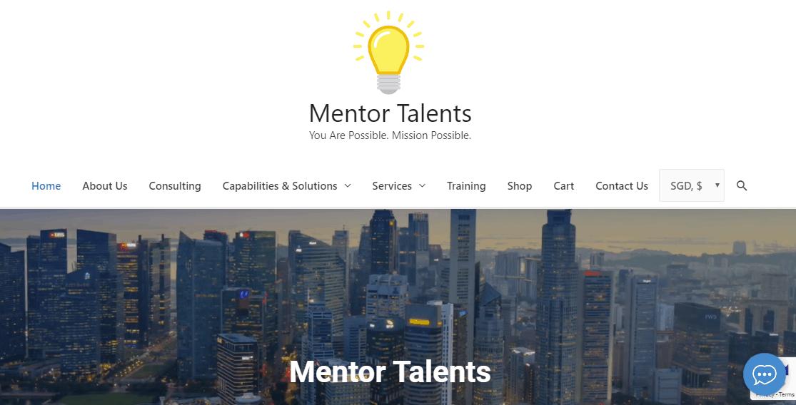 Mentor Talents
