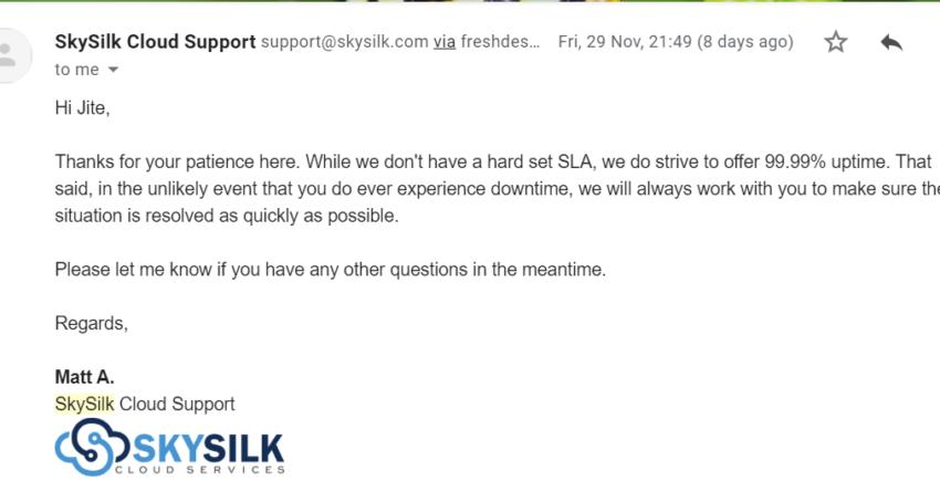 SkySilk