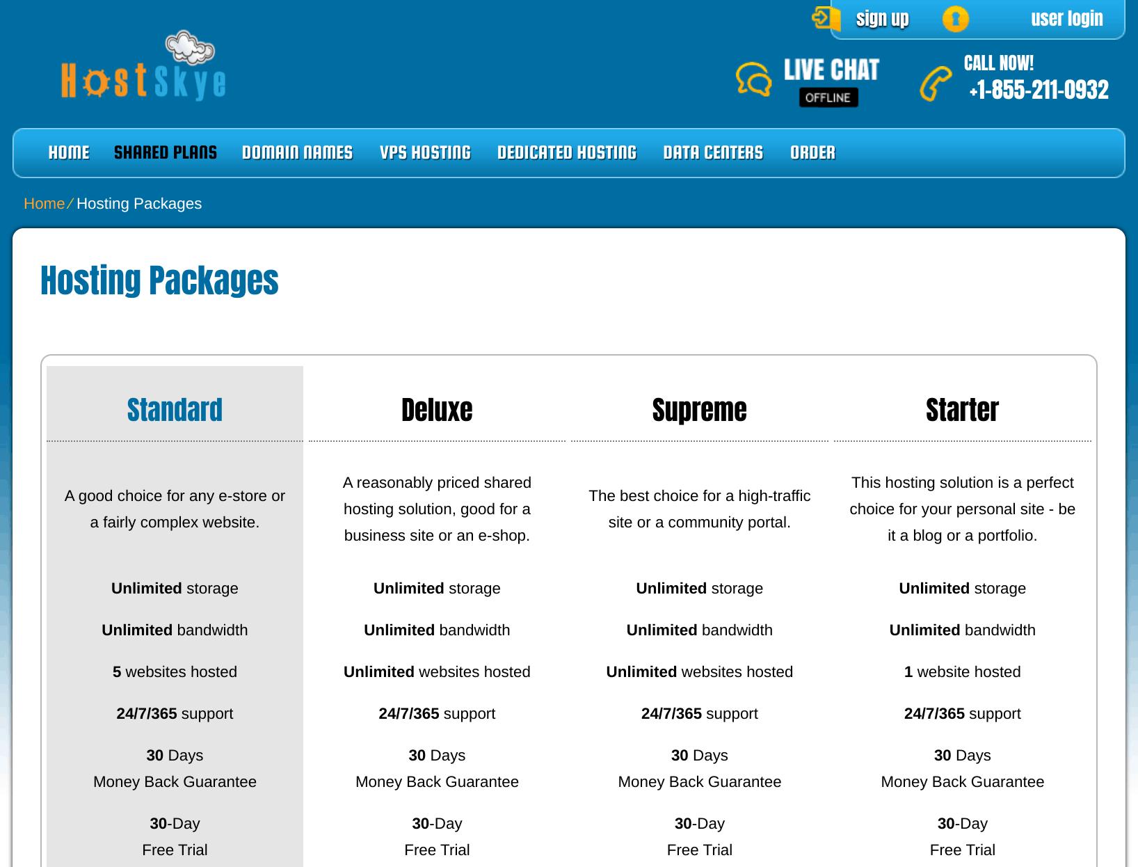 HostSkye Overview