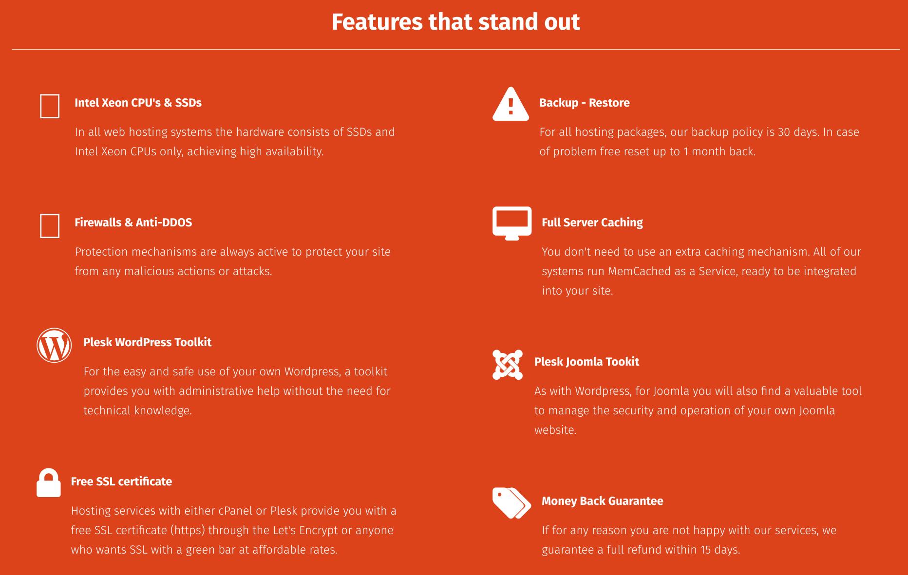 WebHosting|4U Overview