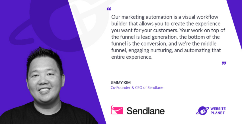 Sendlane - Data-Driven Email Automations for Higher Conversions
