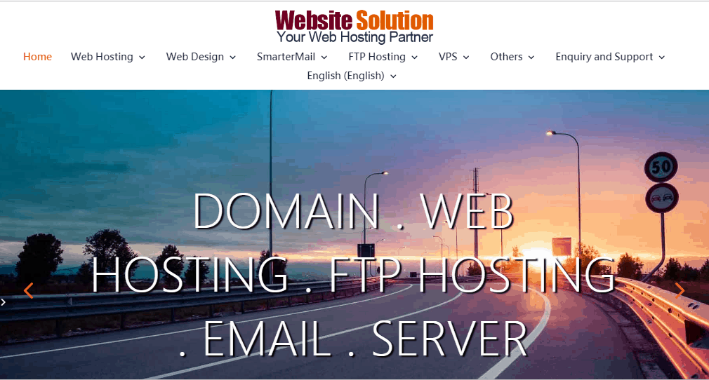 Website Solution