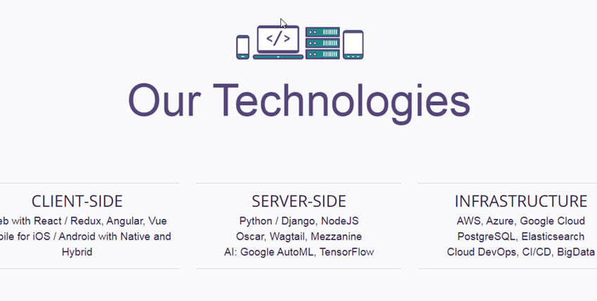 initech services