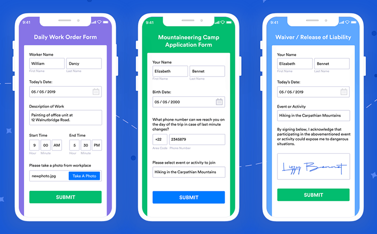 Jotform – Easy-to-use Online Form Builder for Every Business