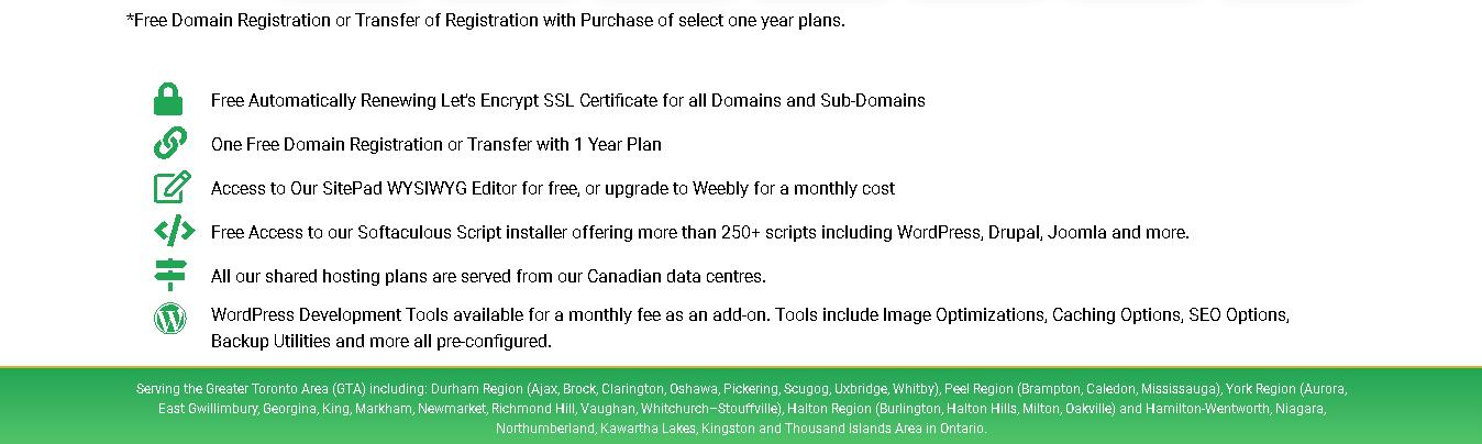 thathostingcompany features