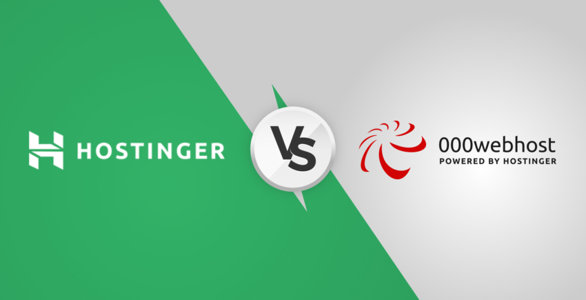 000webhost vs Hostinger – Is Free Hosting Really Worth It? [2020]