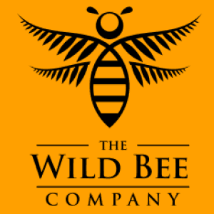 Bee logo - The Wild Bee Company