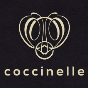 Bee logo - Coccinelle