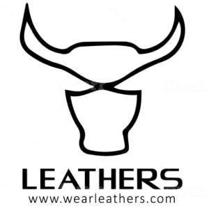 Bull logo - Leathers