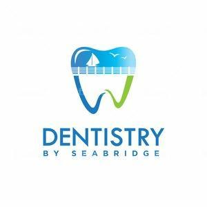 Dental logo - Dentistry by Seabridge