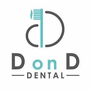 Dental logo - D on D Dental