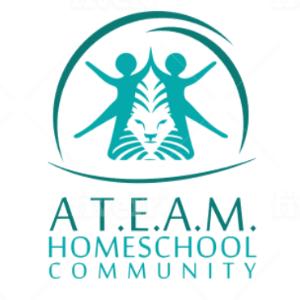 School logo - A TEAM Homeschool Community