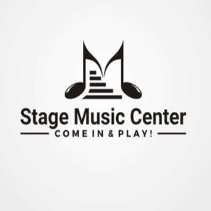 School logo - Stage Music Center