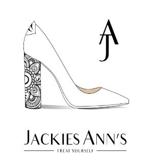 Shoe logo - Jackies Ann's