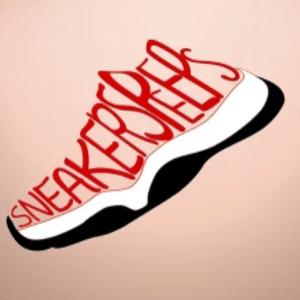 Shoe logo - Sneakers Peeps
