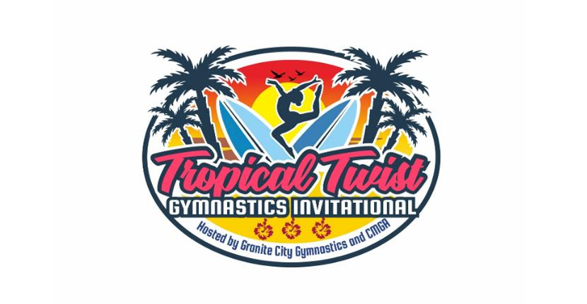 Sports logo - Tropical Twist