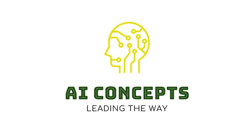 Technology logo created with Wix Logo Maker - AI Concepts