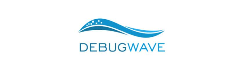Technology logo - DebugWave