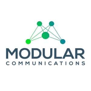Technology logo - Modular Communications