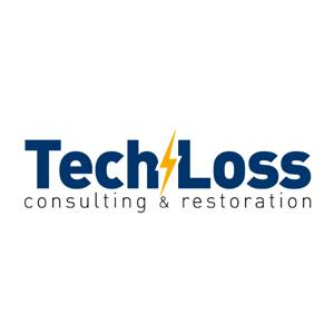 Technology logo - TechLoss