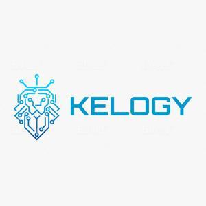 Technology logo - Kelogy