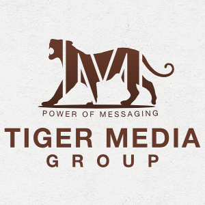 Tiger logo - Tiger Media Group