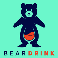 Bear logo - BearDrink
