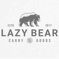 Bear logo - Lazy Bear