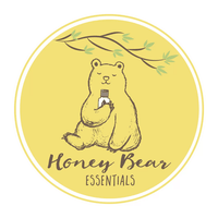 Bear logo - Honey Bear Essentials