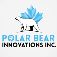 Bear logo - Polar Bear Innovations