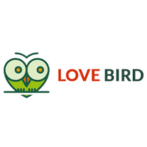 Bird logo - Love Bird