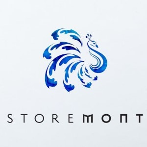 Bird logo - Storemont