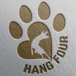 Dog logo - Hang Four