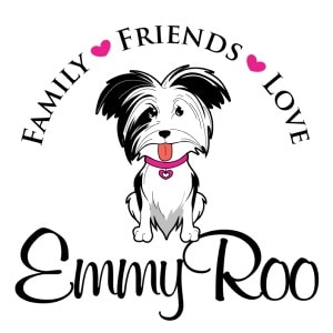 Dog logo - Emmy Roo